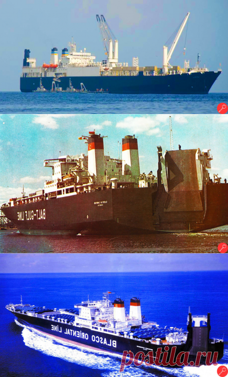 Советский контейнеровоз купили Американцы для своего флота. Как это произошло читайте в источники