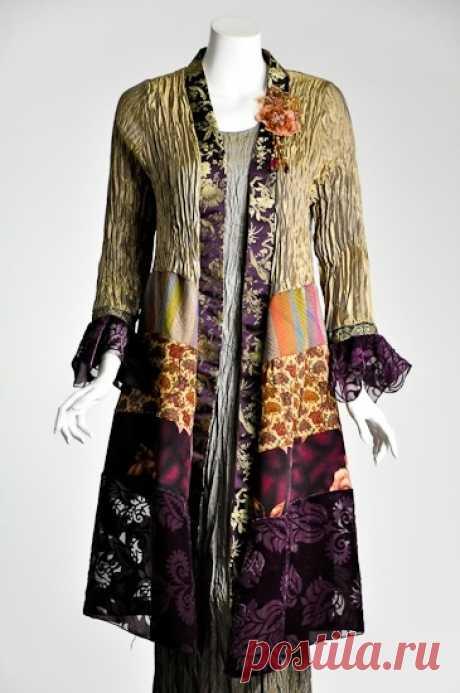 Идеи переделки одежды в бохо стиле