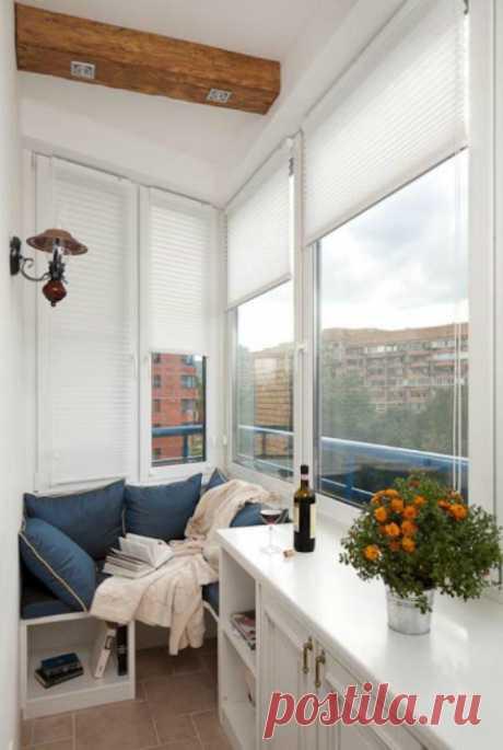 17 современных балконов, которые вдохновят на преображение собственного