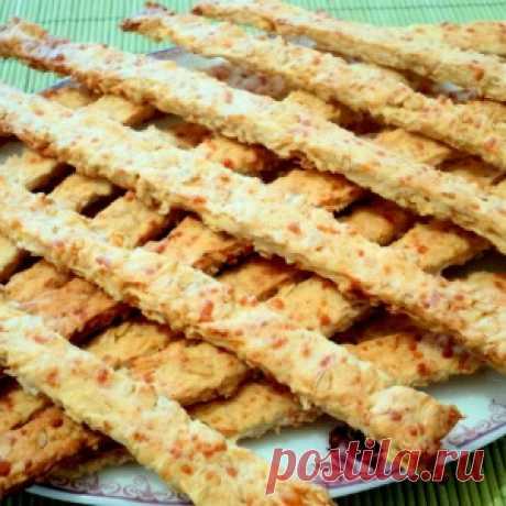 Овсяные палочки: почти как хлебцы, но намного вкуснее!