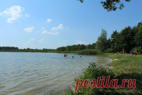 Озеро Большое Черное