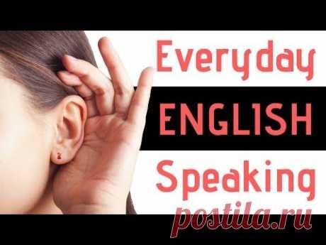 Разговор на английском языке