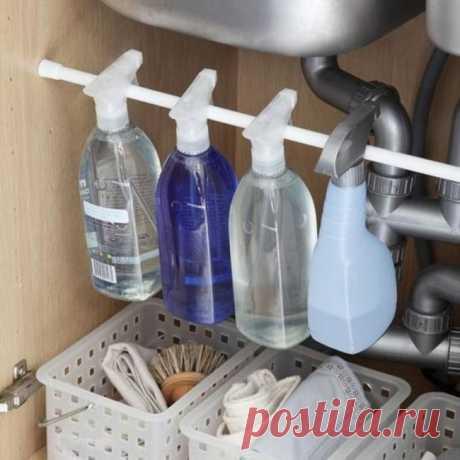 40 доступных способов организовать порядок в доме