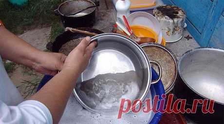 Как отчистить железную посуду до блеска — Полезные советы