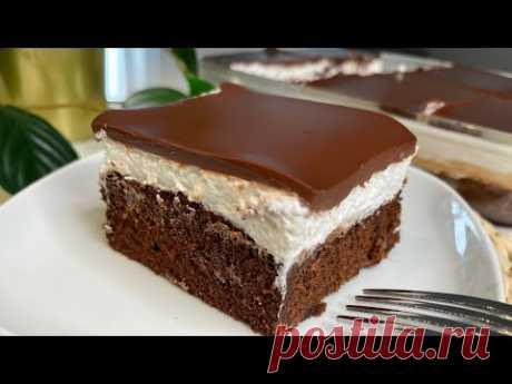 Фантастический шоколадный торт ИДЕАЛЬНЫЙ РЕЦЕПТ! #asmr