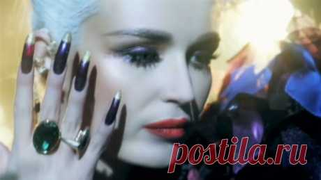 Polina Gagarina. Selection of popular songs and video clips