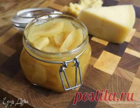 Как приготовить Груши в горчичном сиропе Пошаговый рецепт с ингредиентами и фото