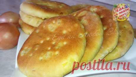 Домашние лепешки – съедаются моментально (ароматный хлеб-лепешка без яиц)