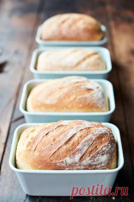 Домашний хлеб в духовке  Джейми покажет, как легко и просто испечь домашний хлеб!