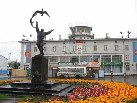 Сыктывкар - аеропорт встречает гостей