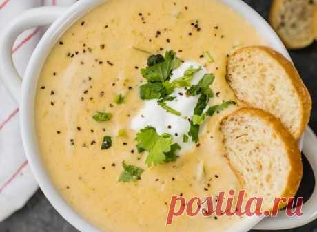 Готовим вкусные супы за 15 минут: 5 несложных рецептов