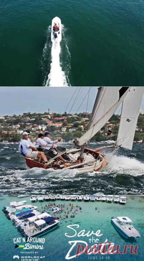 Wenn kleiner ist besser im Bootsdesign - boat