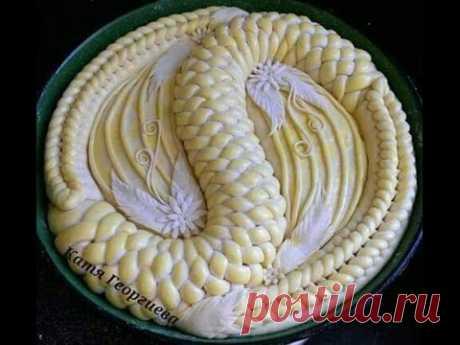 اروع  لعمل  - easy way to make the best pastry-tarte