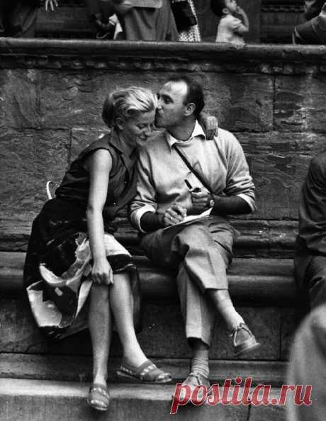 ФотоТелеграф » Любовь во всех ее проявлениях в работах итальянского фотографа