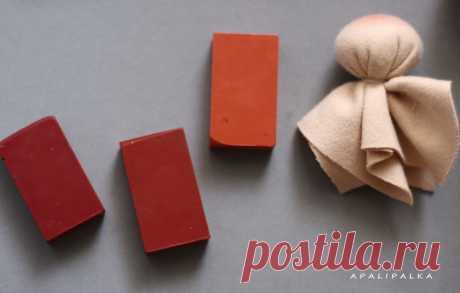 Как сделать Вальдорфской кукле румяные щёки | Журнал Ярмарки Мастеров