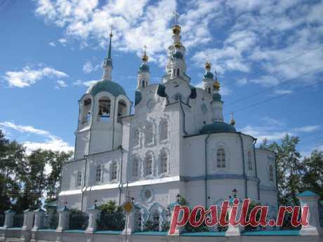 Город Енисейск считается одним из старейших сибирских городов, основан как острог в 1619 году.