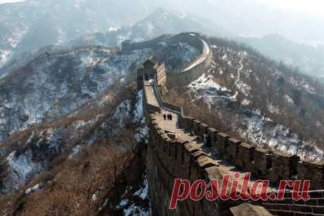 самая длинная стена