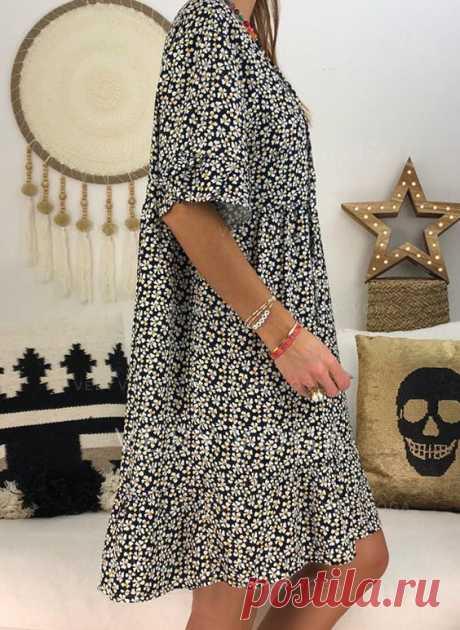 Моделируем самые простые платья. Летние выкройки