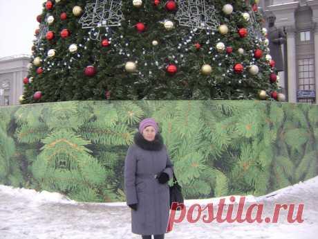 Площадь им. Куйбышева - главная елка города Самары, 2014 год.