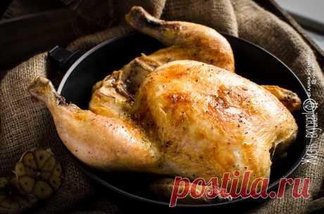 Райский рецепт сочной курицы (по Блюменталю) • Жизнь - вкусная! Кулинарный сайт Галины Артеменко Если вам кажется, что курица - ингредиент не особо затейливый, держите рецепт, который влюбит вас так, как никогда до этого: рецепт идеально сочной курицы!