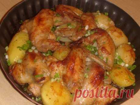 Готовим куриные крылышки! 10 лучших рецептов — Вкусные рецепты