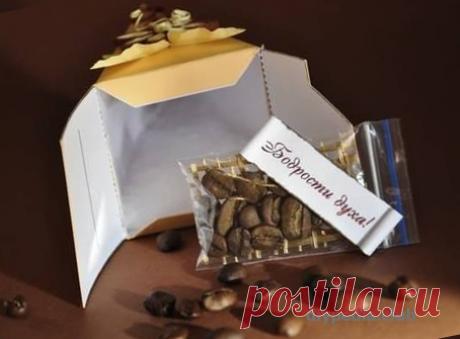 Как сделать подарочную коробку своими руками • DIYpedia