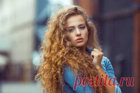 Уход за кудрявыми волосами в домашних условиях - City-Glam