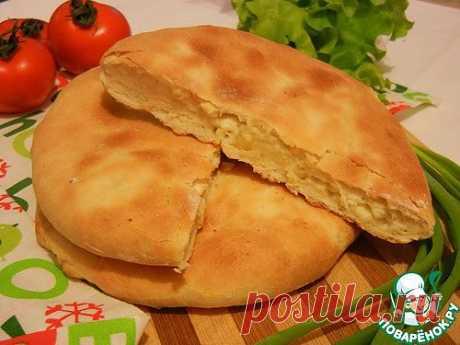 Абхазский ачаш (хачапур). Автор: olia999