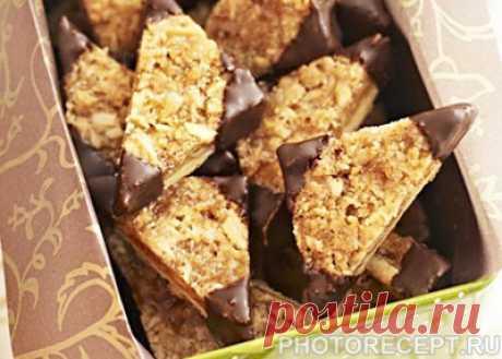 Печенье ореховое - Печенье