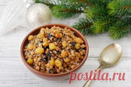 Как приготовить рождественскую кутью: 3 удачных рецепта — Фактор Вкуса