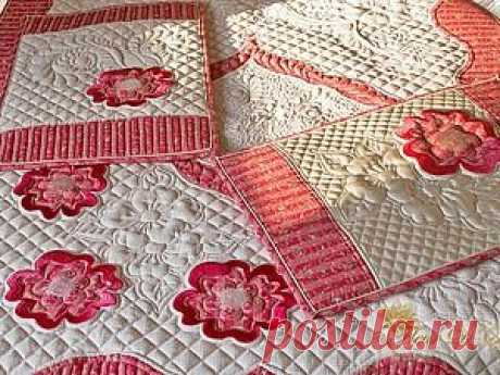 Пэчворк или квилтинг? Домашний текстиль своими руками | Краше Всех