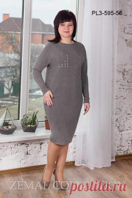 Женское платье - 9996-zmc, купить за 578 грн. в интернет-магазине step.mk.ua