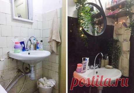 Ремонт квартиры: до и после