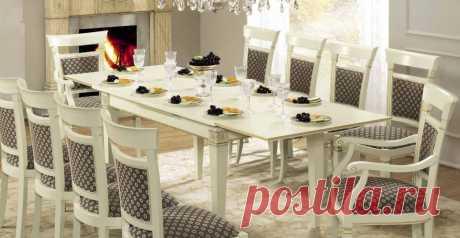 CamelGroup Treviso это гостиная с большим столом который может выглядеть по-разному.