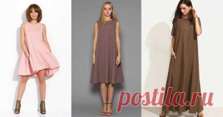 Платье-трапеция (или ещё его называют платье А-силуэта) одна из самых востребованных моделей в последнее время. Это нисколько не удивляет. Красивый силуэт, свободный удобный крой привлекает многих …