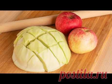 Осенью ешьте больше КАПУСТЫ, 5 рецептов которые нужно приготовить прямо СЕЙЧАС!