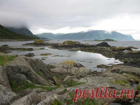 Побережье Атлантики, Норвегия