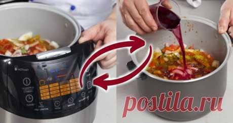 5 новых рецептов для мультиварки: сэкономят время, порадуют родных! Подходят и для обычной духовки. Мультиварка — это не просто модный кухонный прибор, это палочка-выручалочка для всех, кто живет в режиме постоянной нехватки времени. Проста в эксплуатации, экономно расходует энергию, места много не …