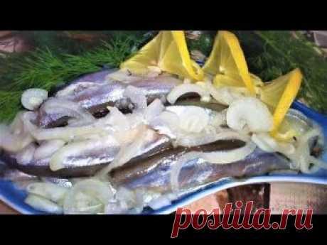 Мойва маринованная. Вкусный рецепт посола рыбы — Кулинарная книга - рецепты с фото