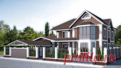 Проектирование жилых домов и общественных зданий