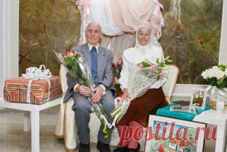 Коронная свадьба в 96 лет. Украина не перестает меня удивлять