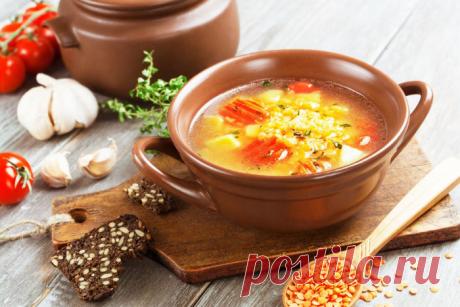 Куриная похлебка с чечевицей | Рецепты от Петелинки | Яндекс Дзен