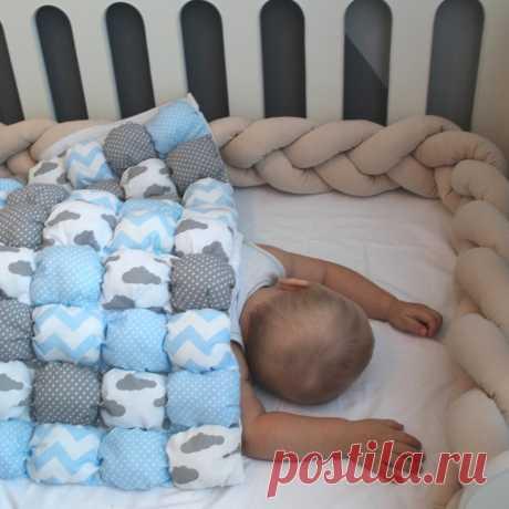 Как сшить одеяло бон-бон: супер-простой способ пошива, получится даже если не умеешь шить | Секреты Отчаянной Домохозяйки | Яндекс Дзен