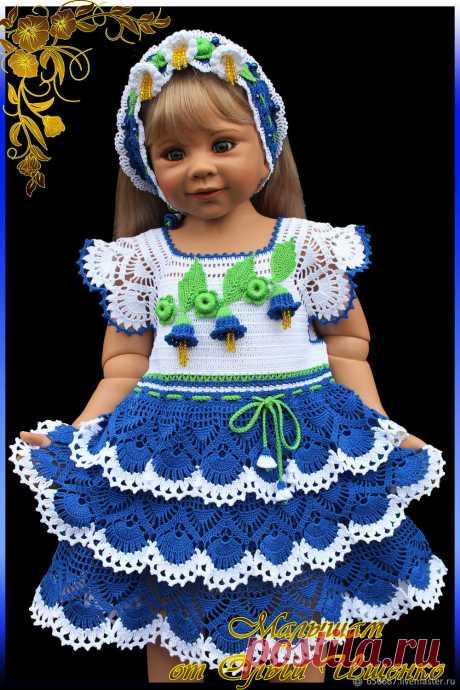Вяжем куклам | Записи в рубрике Вяжем куклам | Дневник VitushkinaNA