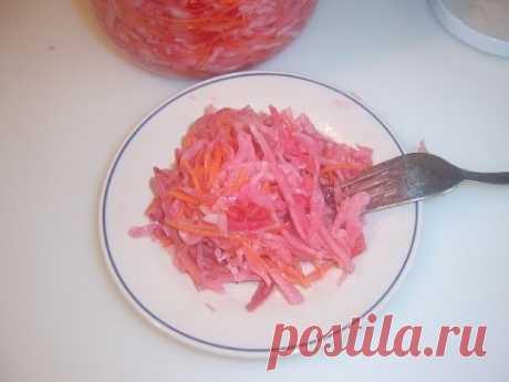 La ensalada de col