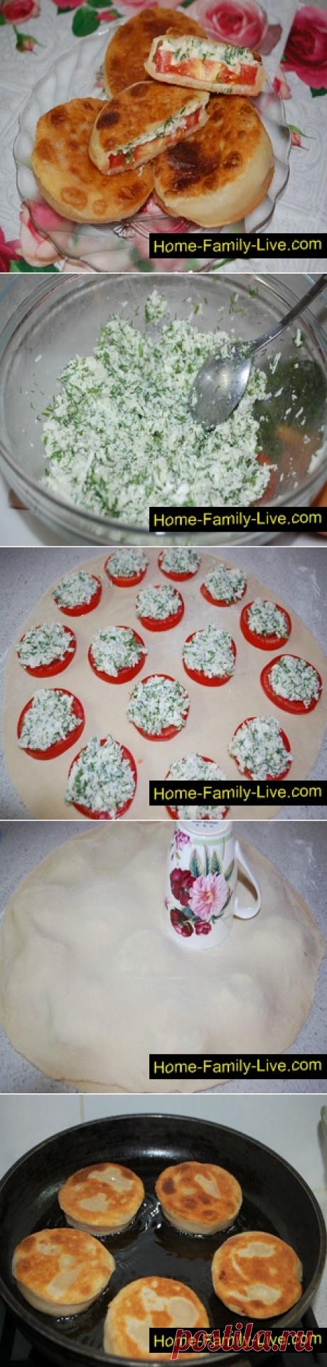 Пирожки бомбочки - пошаговый рецепт с фотоКулинарные рецепты