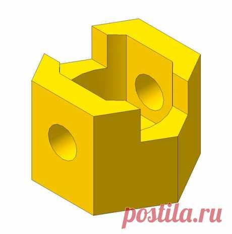 Корпус 3D модель