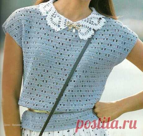 Модели крючком со схемами для женщин   Вязание   Яндекс Дзен
