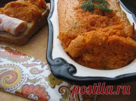 Нежнейший паштет из тыквы с беконом рецепт – закуски. «Еда»