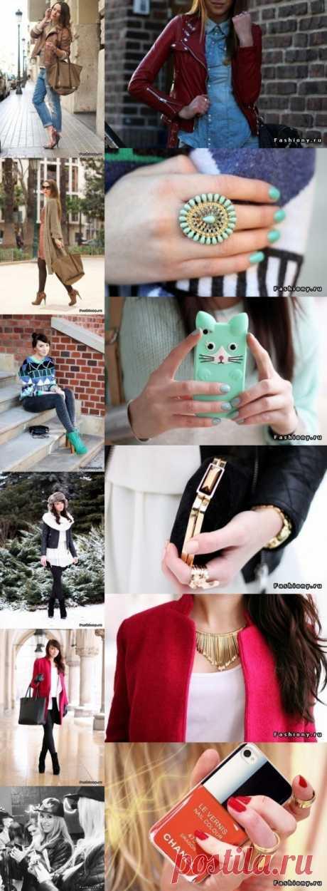 Новые образы от модных блоггеров
